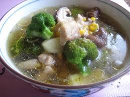 resep sop ayam brokoli chandra ekajaya