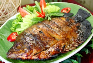 Chandra Ekajaya Bisnis Ikan Bakar